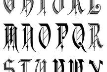 pinstrip font