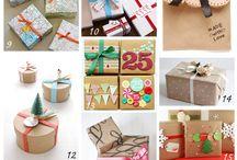 Confezionamento regali