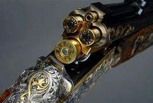 Guns Knives Bags