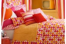 Interior - Pink & Orange