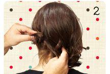 Saige ballet hair