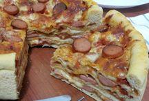 pizze rustiche e sfizi
