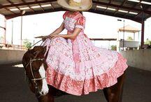 Charreria Dresses