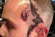 Tattoos by Sieto / Yugen Tattoo Studio