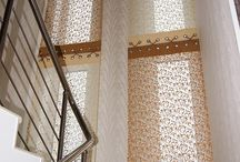 lépcsőfeljáró függöny