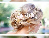 Beauty--make-up/hair/ nails / by Lisha Leffers-Buckwalter