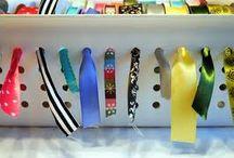 Craft Organizers & Ideas / by Margo Kinyon