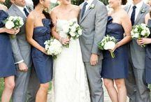 Wedding color ideas! / by Kelly Lazau