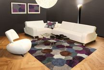 Attractive rugs and carpet