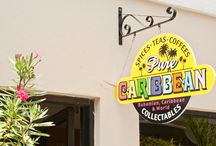 Pure Caribbean Specialty Store / A local tea merchant specializing in herbal bush teas, jams, spices and exotic pepper sauces sourced only from Bahamian artisans (est. 2001)