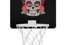 Mini Basketball Hoops Make Great Gifts
