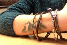 Tatuajes de montaña