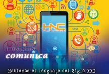 Somos Happynet Comunicación / Diseños de Happynet Comunicación