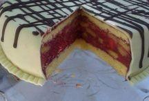 koláče a torty