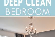Bedroom Cleaning & Organization