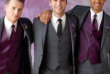 Men's attire - Wedding