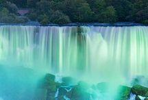 Dreamlike waterfalls :D