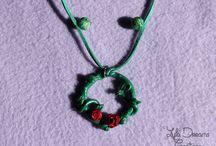 Necklaces / Handmade Polymer Clay Necklaces