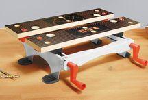 Span table-pracovny stolik