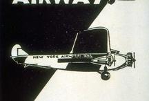 carteles aviones