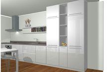 woonkamer/keuken