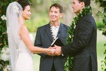 Wedding ceremoni arch
