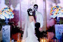 Aisles and Altars: Latin and Mediterranean / Latin inspired wedding aisles and altars. #wedding #latinwedding #latininspiredwedding #mexicanwedding #mexicanthemedwedding #spanishwedding #spanish themedwedding #diadelosmuertoswedding #mediterraneanwedding #mediterraneanthemedwedding #mexicanweddingstyle #latinweddingstyle #diadelosmuertosweddingstyle #mediterraneanweddingstyle #latinweddingdecor #spanishweddingdecor #mediterraneanweddingdecor