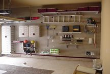 Home-Garage Organization / by Debbie Doyle