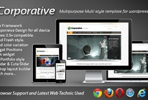 Wordpress Themes / Hand crafted wordpress themes is here / by bdthemes