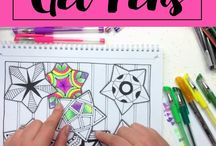 Creative Colouring In