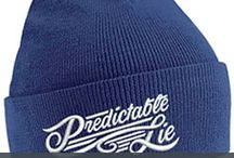 Branded Headwear / Shows some of the embroidered hats and caps we have produced.