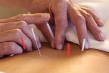 ACCUPUNCTURE ,MASSAGE,MEDITATION AND YOGA / by Susan Blowers