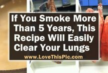 lungs cleansing
