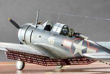 aircraft  & kits