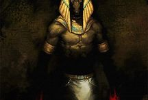 Egyptian Myth