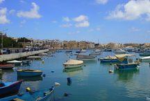 Best Places to Visit Malta / Photos of the best places to visit in Malta brought to you by the Europe a la Carte Travel Blog.