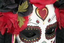 DayOfTheDead Mask