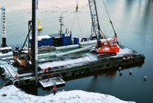 Nasz sprzęt - Barki i pontony