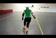 roller derby exercises