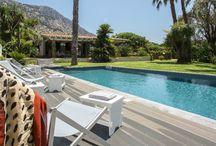 Villas in mondello, Sicily