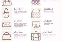 Väskor, modeller