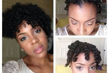 Take care of your natural hair / Beautiful natural haired women of all different shapes and shades! / by Deidra Davis