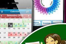 Dicas de app / App's que ajudam no dia-a-dia da mãe e da mulher