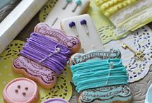 Sewing, Hobbies, and Crafts Cookies