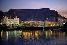Table Mountain, Cape Town SA