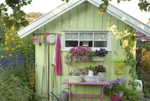 Backyard Sheds / by Carol Martin