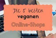 Vegane Online Shops