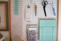 organize! / by Marie / Markhed Design