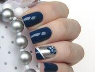Nailed it!! / Nail design. / by Melani Egbert