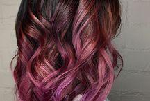 rosey hairs